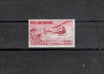 San Marino Michelnummer 696 postfrisch