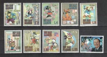 San Marino Michelnummer 962 - 971 postfrisch