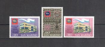 San Marino Michelnummer 977 - 979 postfrisch