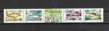 B + H , serbische Republik Michelnummer 135 - 138 postfrisch