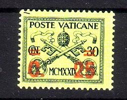 Vatikan Michelnummer 16 postfrisch